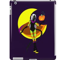 Halloween Magic Cat iPad Case/Skin