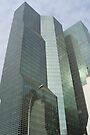 Towering Plexiglass Giants by John Carpenter