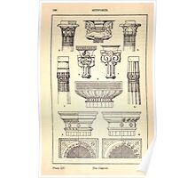 A Handbook Of Ornament With Three Hundred Plates Franz Sales Meyer 1896 0224 Supports Capital Poster
