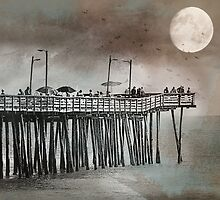 Moonlit Waters by Susan Werby