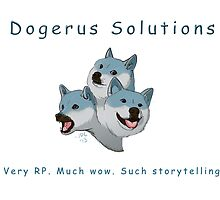 Dogerus Solutions - Very RP White by CerbSol