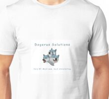 Dogerus Solutions - Very RP White Unisex T-Shirt