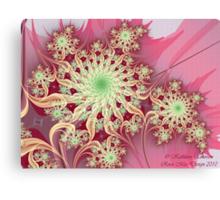 Pink Remembrances (Think Pink) Canvas Print