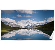 Bachsee, Bernese Oberland, Switzerland Poster