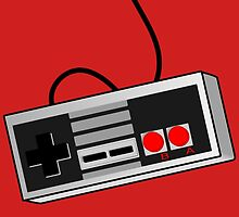 Retro Gaming by ZaneWolf