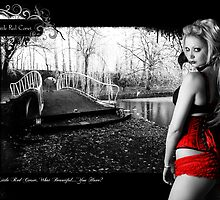 Little Red Corset by PitchArt