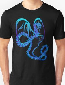 Electric Blue Dragon T-Shirt