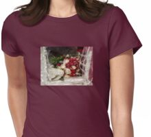 The Bride's Bouquet Womens Fitted T-Shirt