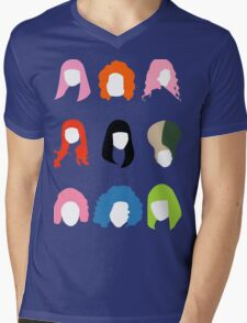 Nicki's Hair Mens V-Neck T-Shirt