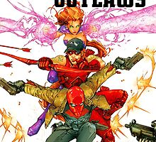 Red Hood and The Outlaws by mr066010