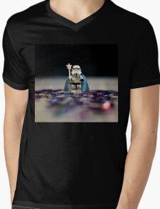 Magic Happens Mens V-Neck T-Shirt