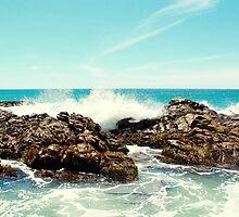 Crashing Waves by samproblems