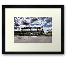 Trailer Framed Print