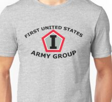 First United States Army Group (FUSAG) Unisex T-Shirt