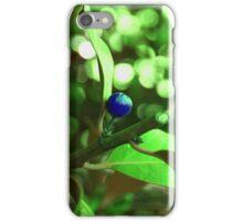 Unnatural Blue Lady iPhone Case/Skin