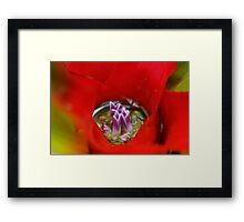 Alien World 1 Framed Print