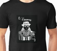 Hacker Deck: Crypto Card Unisex T-Shirt