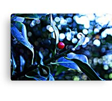 Girl Holly Canvas Print