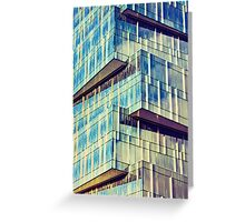 Urban Matchstick Greeting Card