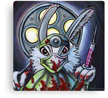 Dr. Bunny Canvas Print