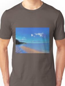 Dreamy Beach Unisex T-Shirt