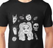 Glamour Ghoul Noir Unisex T-Shirt