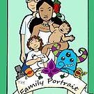 Family Portrait by mylittlenative