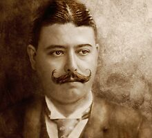What I looked like a 100 Years ago by Mike  Savad