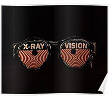 X-Ray Specs Poster