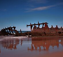 Dicky Shipwreck_HDR by Sharon Kavanagh