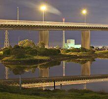 Westgate Bridge by Zoomantics