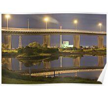 Westgate Bridge Poster
