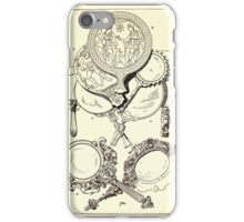 A Handbook Of Ornament With Three Hundred Plates Franz Sales Meyer 1896 0429 Metal Objects Hand Mirror iPhone Case/Skin