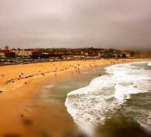 Bondi Beach Dreamscape by Raoul Isidro