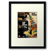 Latin films'11 Framed Print
