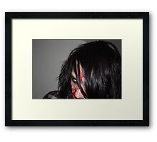 03 Zombie Framed Print