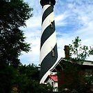 St. Augustine Lighthouse by Margaret  Shark