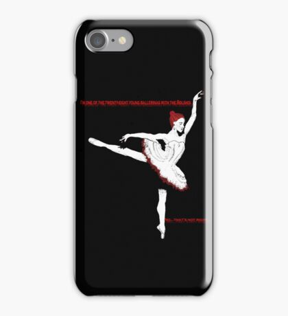One of Twenty-Eight iPhone Case/Skin