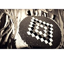 Native American Headband Photographic Print