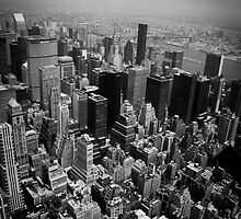 NYC by Sandy Taylor