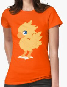 Chocobo Womens Fitted T-Shirt