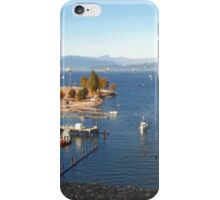A View From The Bridge iPhone Case/Skin