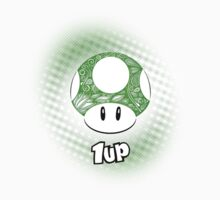 1-UP from Mario Kids Clothes
