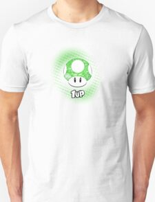 1-UP from Mario Unisex T-Shirt