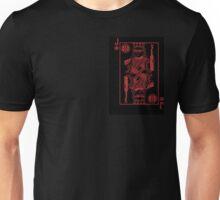 Hacker Deck: Jack of Keyholes Unisex T-Shirt