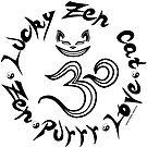 Lucky's Message by luckyzencat