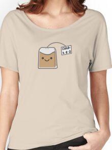 Sassy Tea Puns: Cute-Tea Women's Relaxed Fit T-Shirt