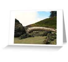 Curved Greeting Card