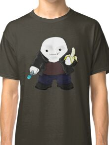 Adipose as the 9th Doctor Classic T-Shirt