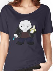 Adipose as the 9th Doctor Women's Relaxed Fit T-Shirt